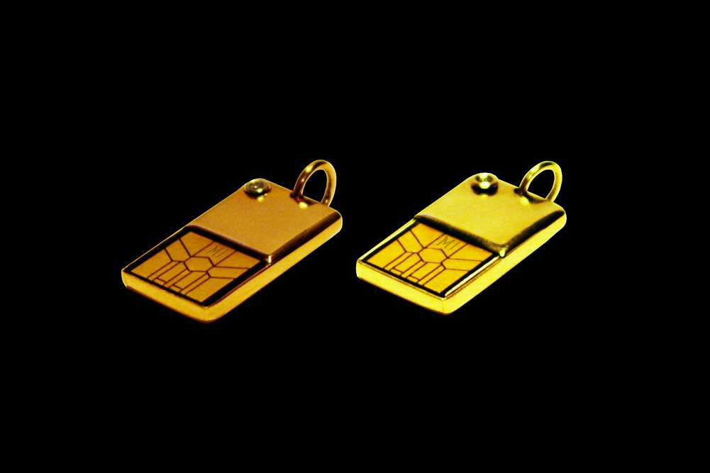 MJ - USB Stick Micro Flash Drive Gold Limited Edition - Gold (Red, Yellow, White or Pink Color) with Platinum & Diamond.